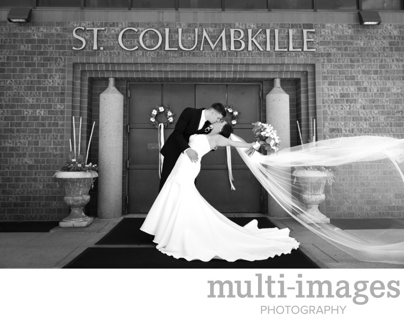 St. Columbkille Wedding