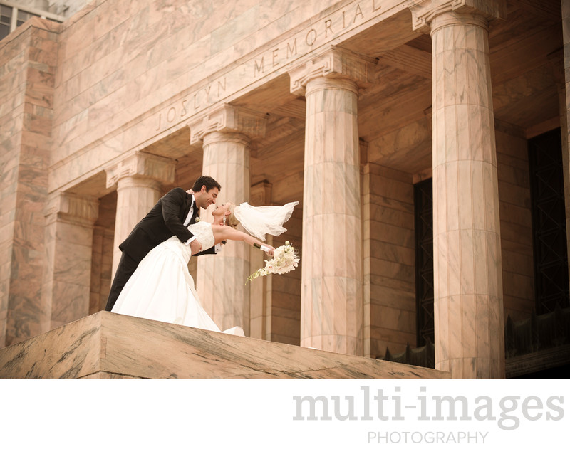 Joslyn Art Museum Wedding