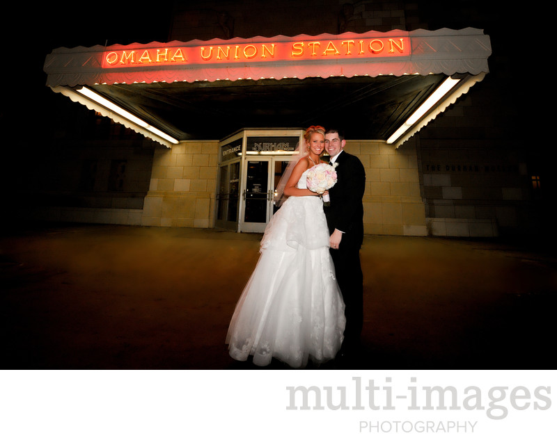 The Durham Museum Wedding