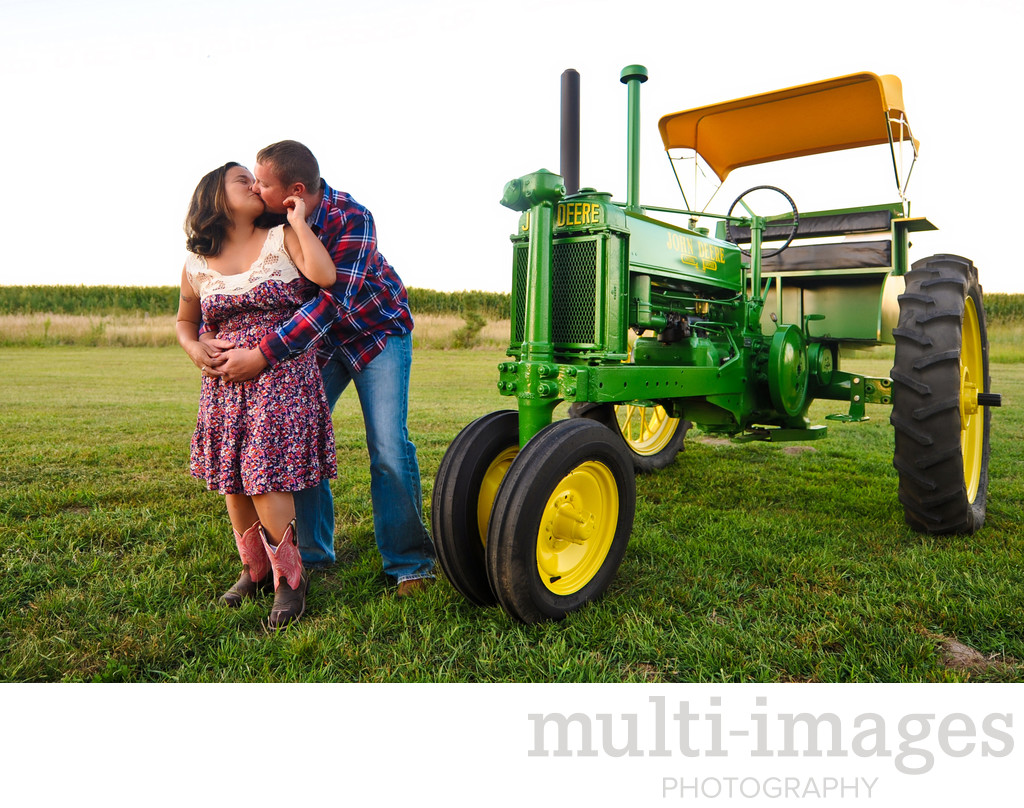 Tractor Engagement