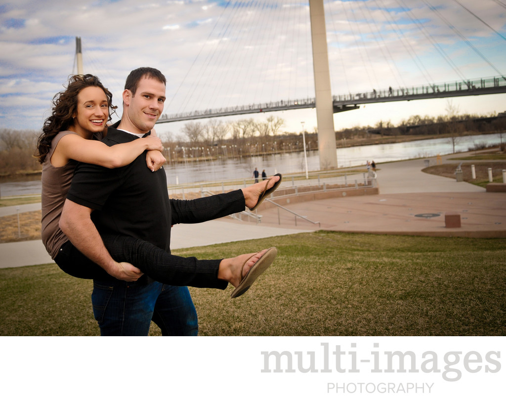 Bob Kerrey Pedestrian Bridge Engagement
