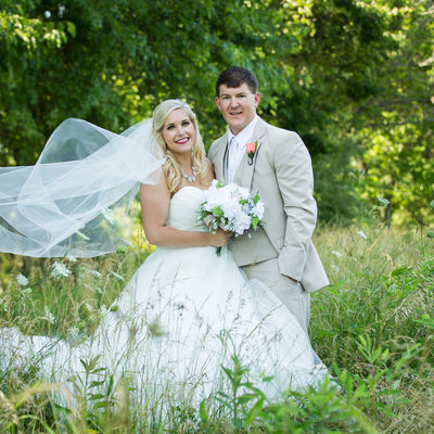 Carter's Photography wedding couple