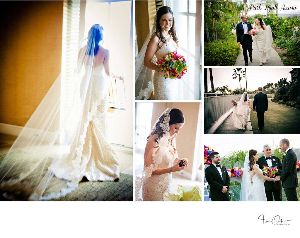 Park Hyatt Aviara wedding in Carlsbad