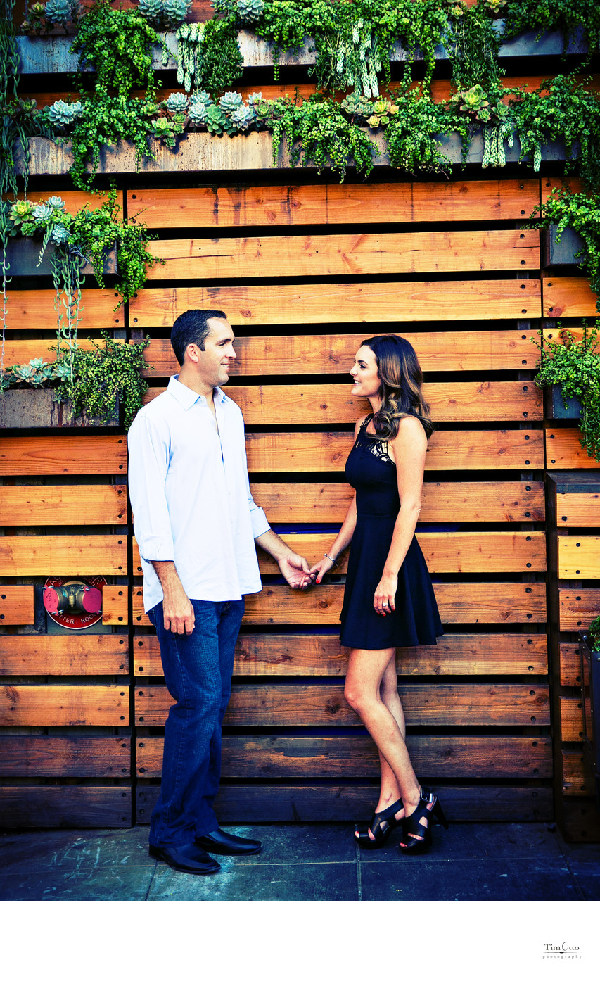 Engagement Photography in Little Italy