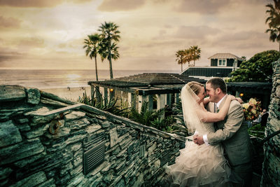 Del Mar Powerhouse Wedding Photographer