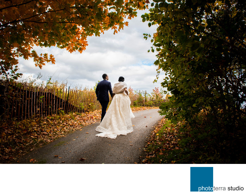 Canadian Fall Wedding