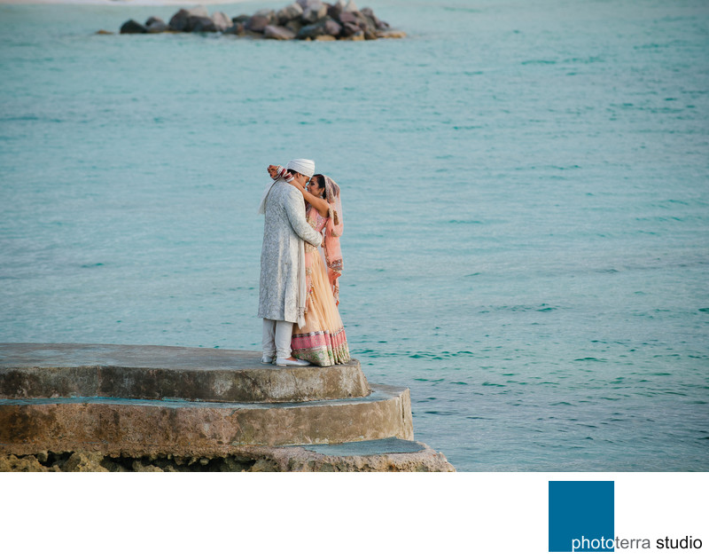 Caribbean Island Destination Wedding