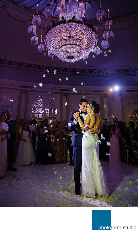 First Dance at the Ritz