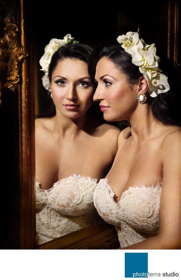 Reflection of the Bride