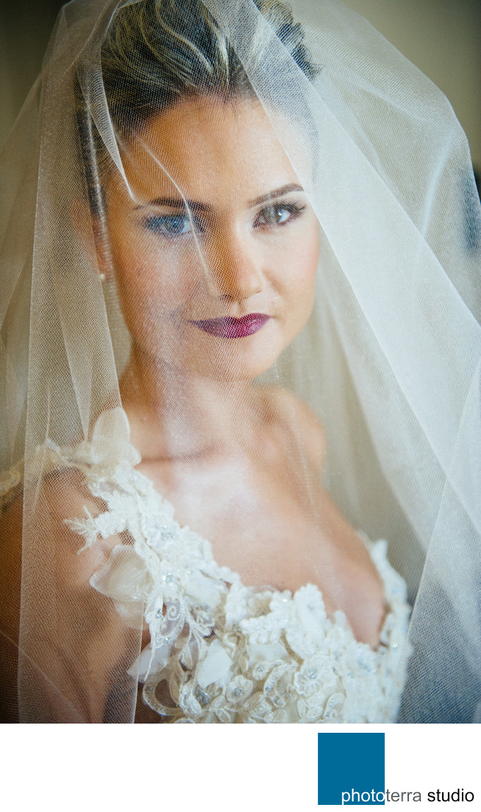 French-Canadian Bride