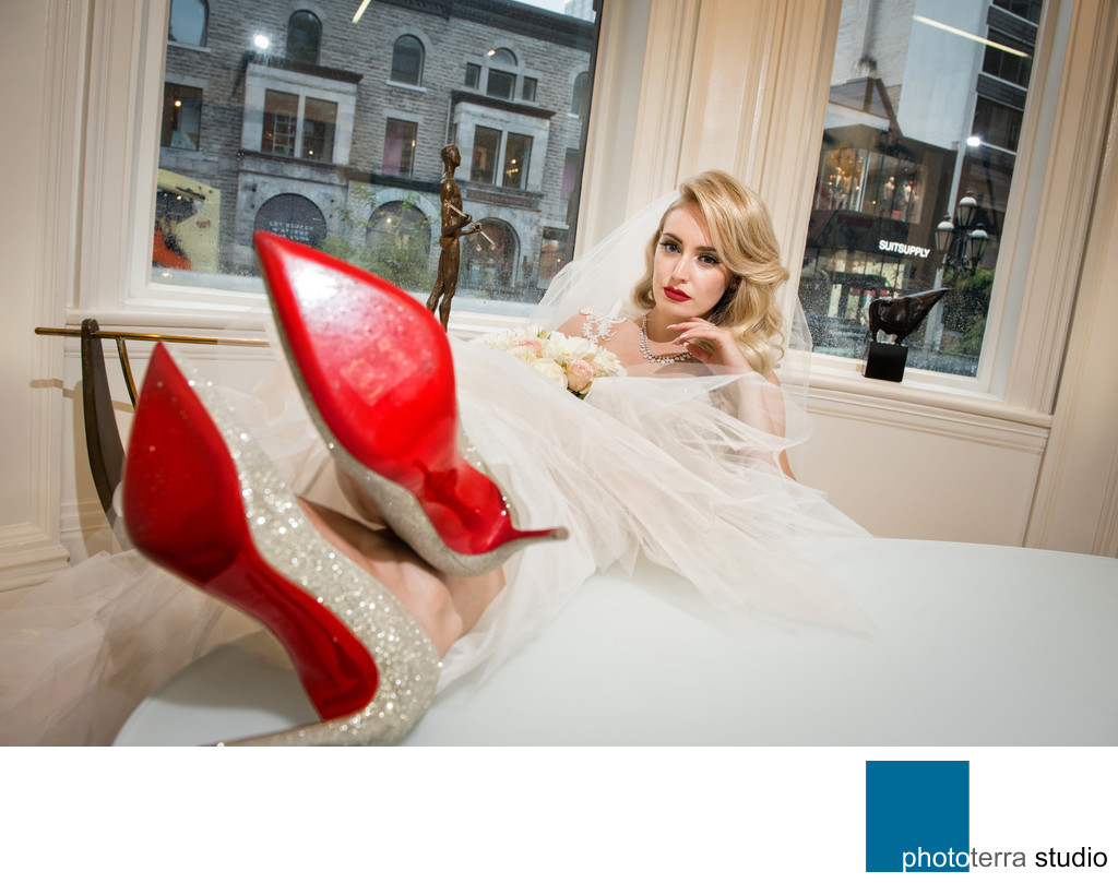 Red Sole Shoes
