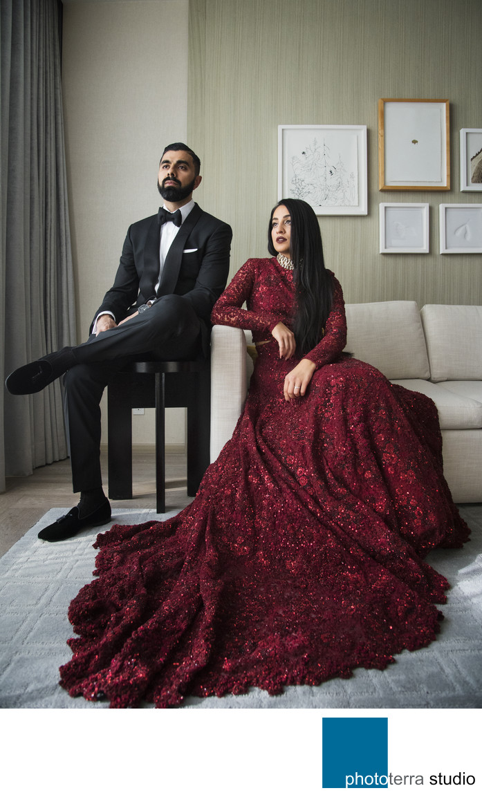 Sabyasachi Mukherjee Wedding Dress