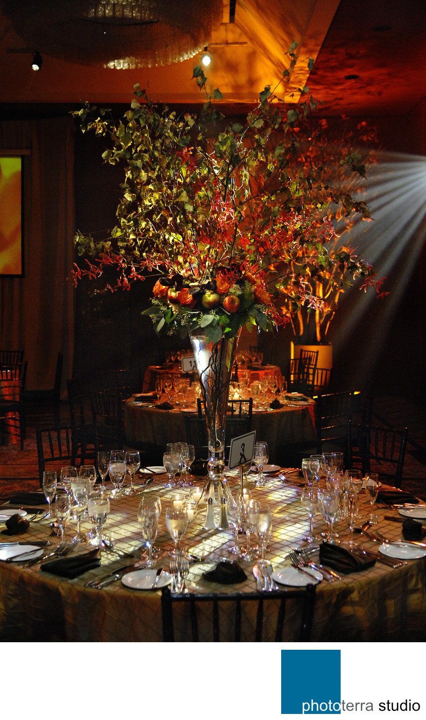 Apple Tree Centerpiece