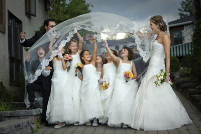 Little Bridal Party