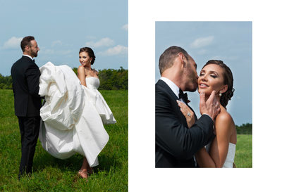 Playful Wedding Photographs