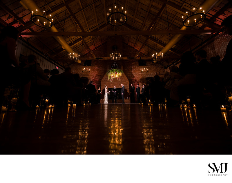 Cork Factory Hotel Wedding Photographer Ballroom Ceremony