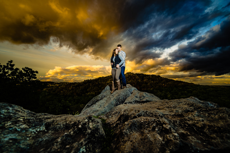 Rocks State Park Maryland Engagement Photographer