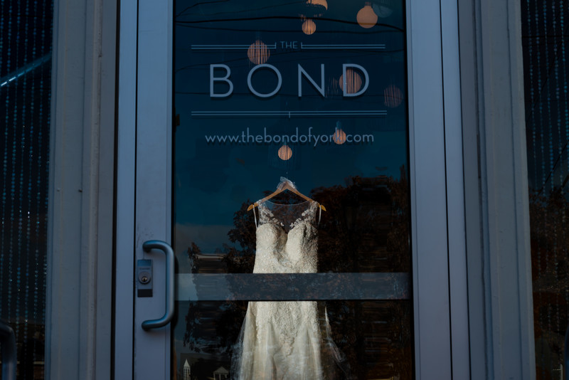 The Bond Wedding York Bride Dress Photographer