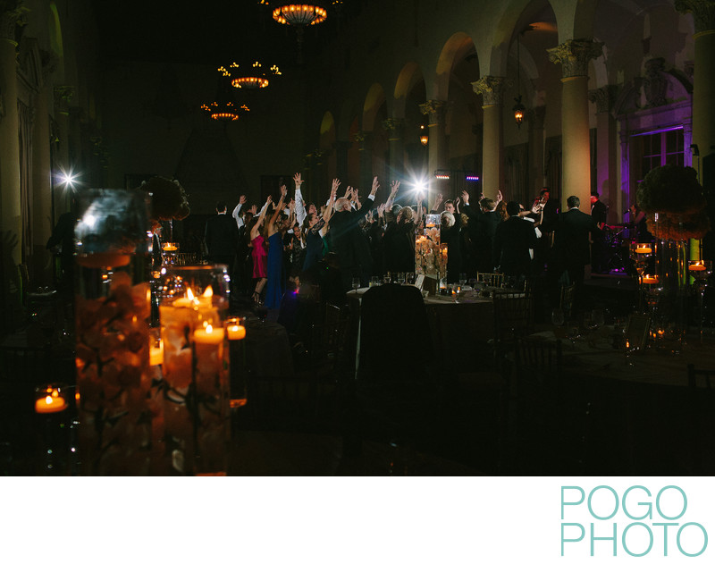 Late night party photos at The Biltmore, Coral Gables