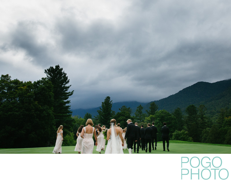 Ausable Club Wedding Photographers in Keene Valley, NY
