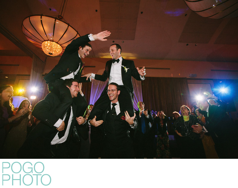 B'nai Torah Wedding Reception