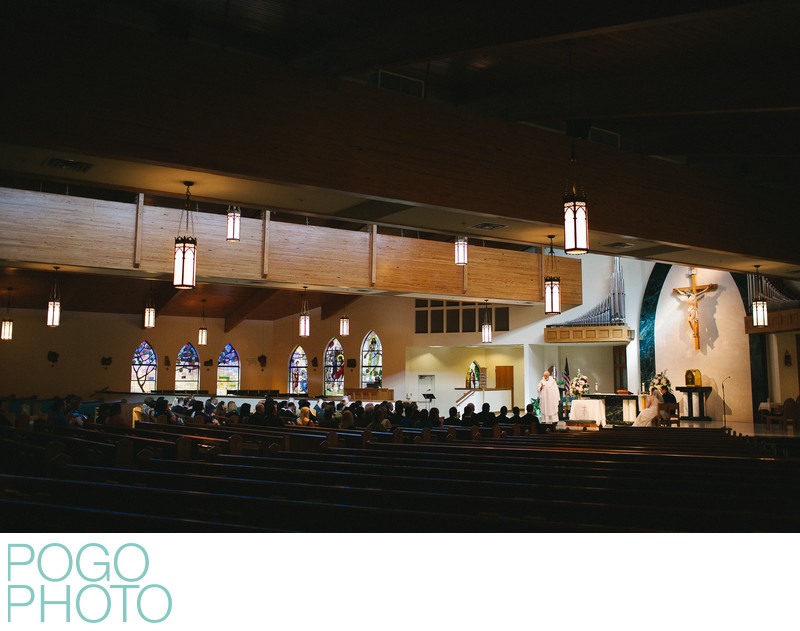 Catholic wedding st patrick church palm beach gardens for St patrick s church palm beach gardens