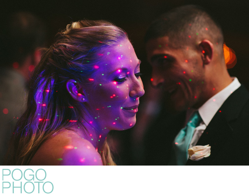 Should I Let My DJ Use Laser Lights at My Wedding?