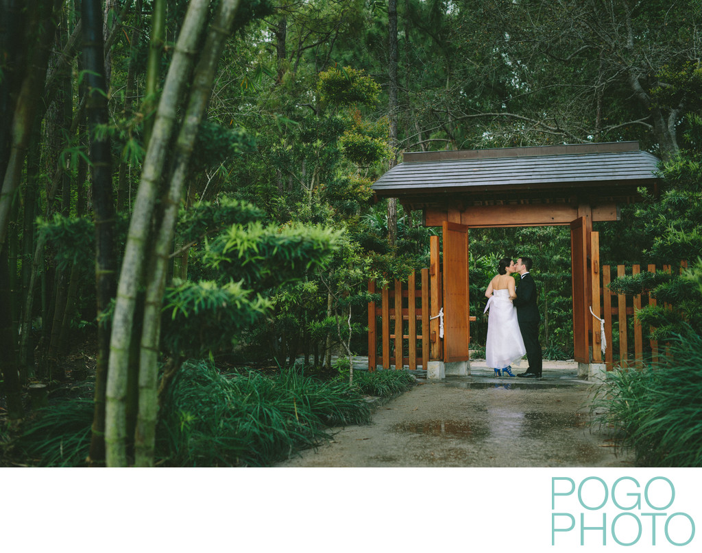 Morikami Gardens Delray Beach Wedding Photographers