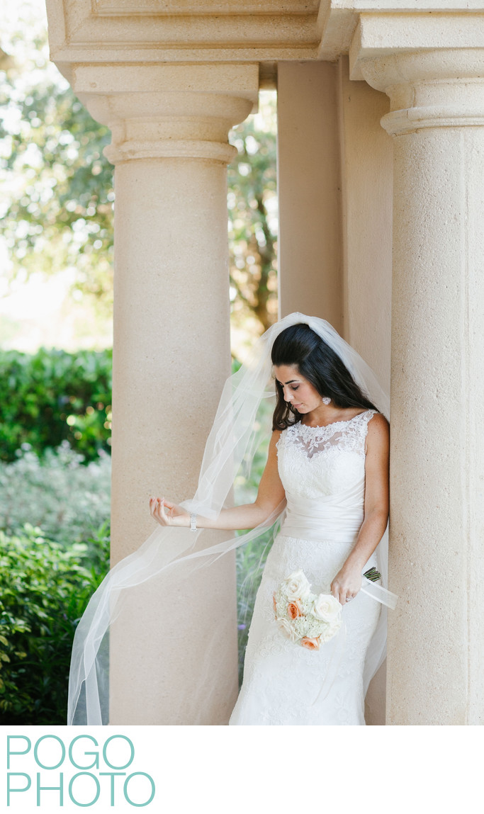 South Florida Photographer Creates Dreamy Bridal Photo