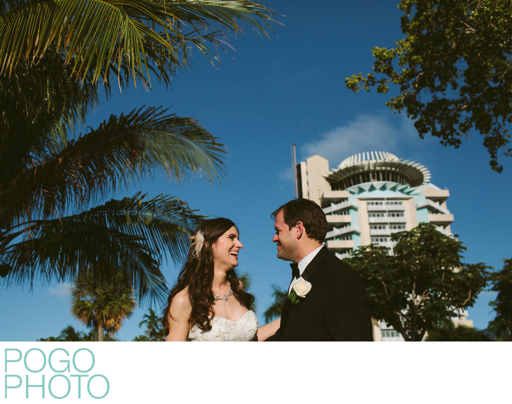 Pier 66 Wedding Photographers Fort Lauderdale, Florida