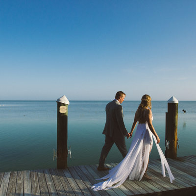 Little Palm Island Wedding Photographer