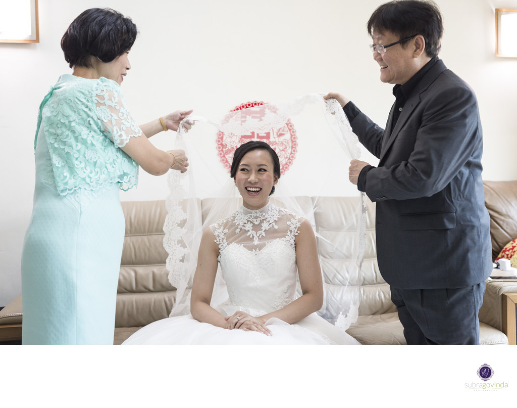 Singapore Chinese Weddings