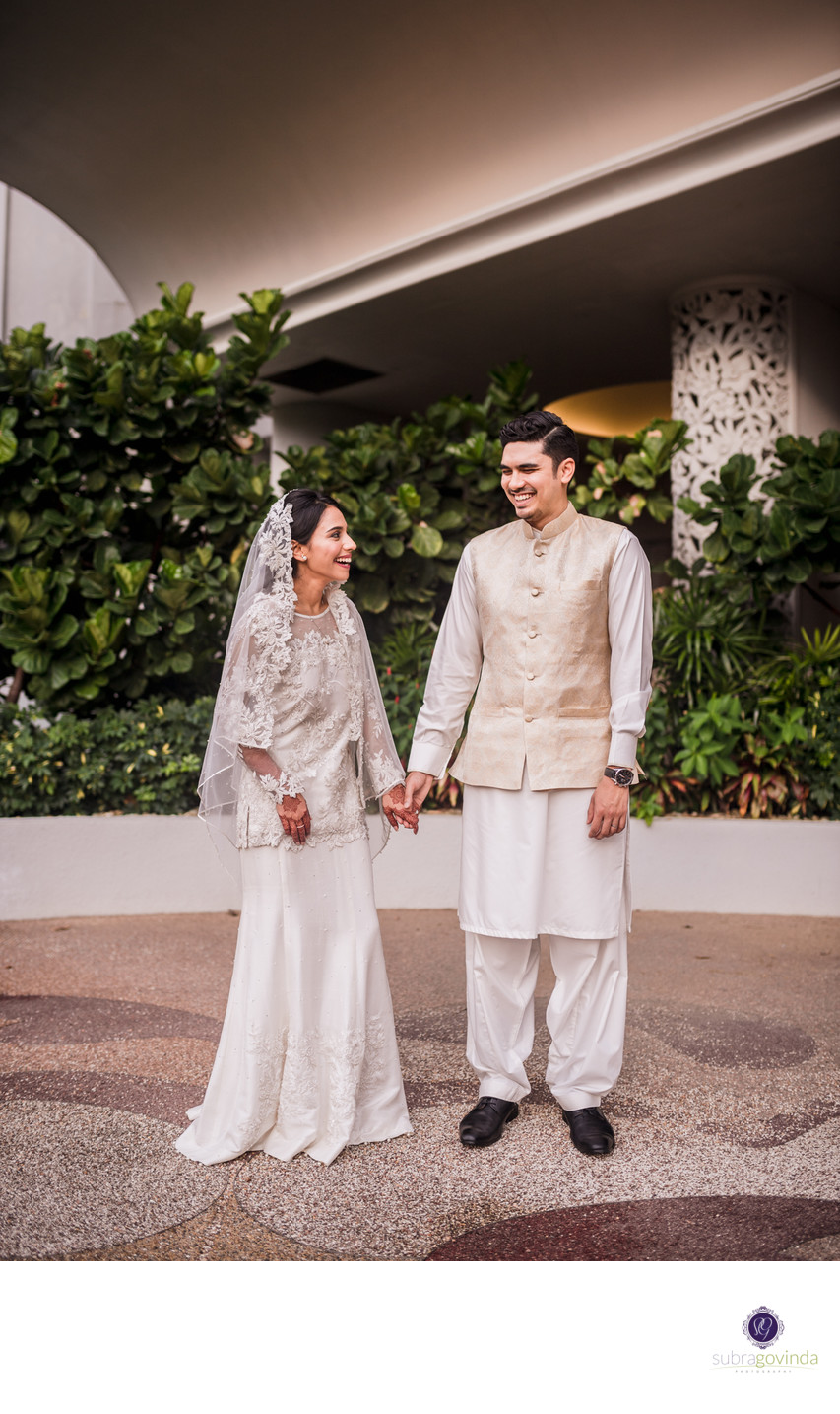 Shangri-la Hotel Wedding Photographer