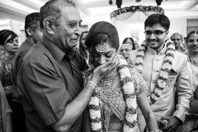 Indian Wedding Photographers Singapore Swimming Club