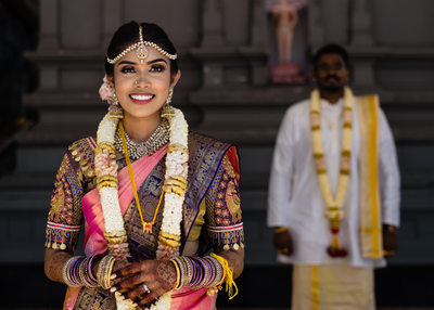 Tank Road Temple Wedding Pictures