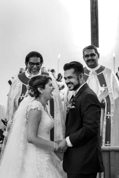 Christian Wedding in Singapore