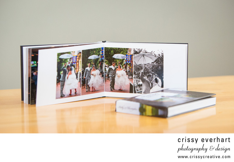 PhotoBook minis wedding Albums- duplicate parent albums