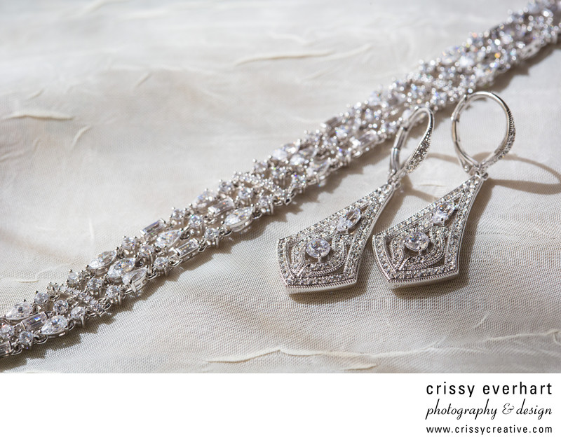 Bridal Jewelry - Wedding Day Details