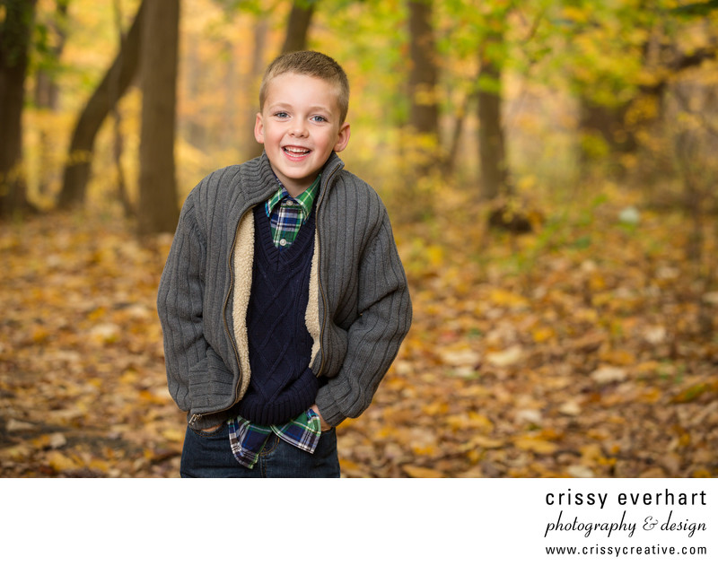 Elementary School Portraits - Back to School Photos