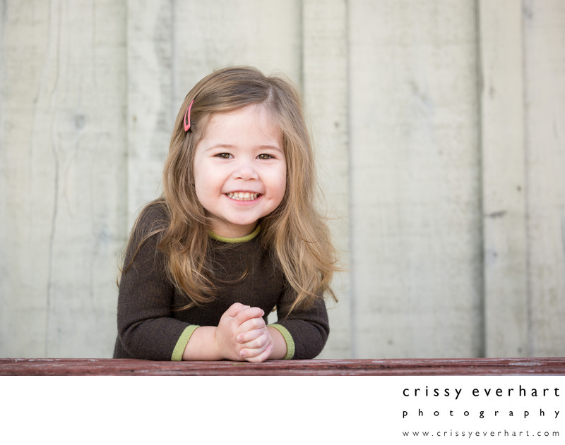 Rustic Barn Portraits, Malvern Children's Photographer