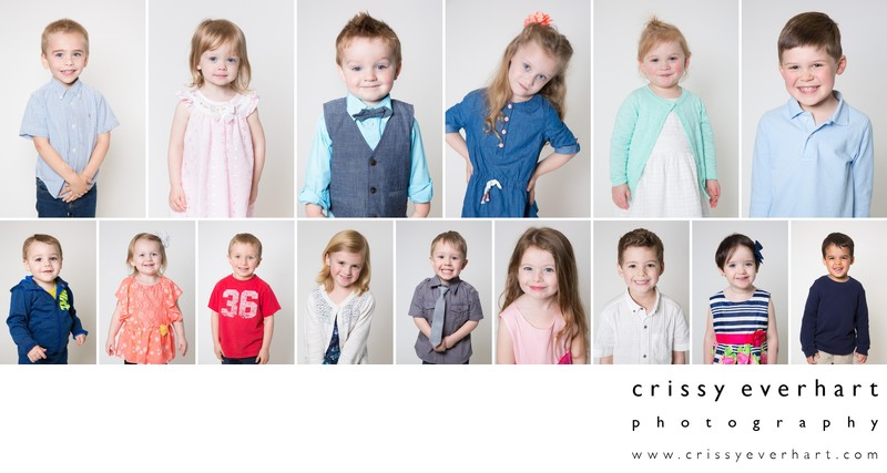 Philadelphia Area Preschool Portrait Photographer