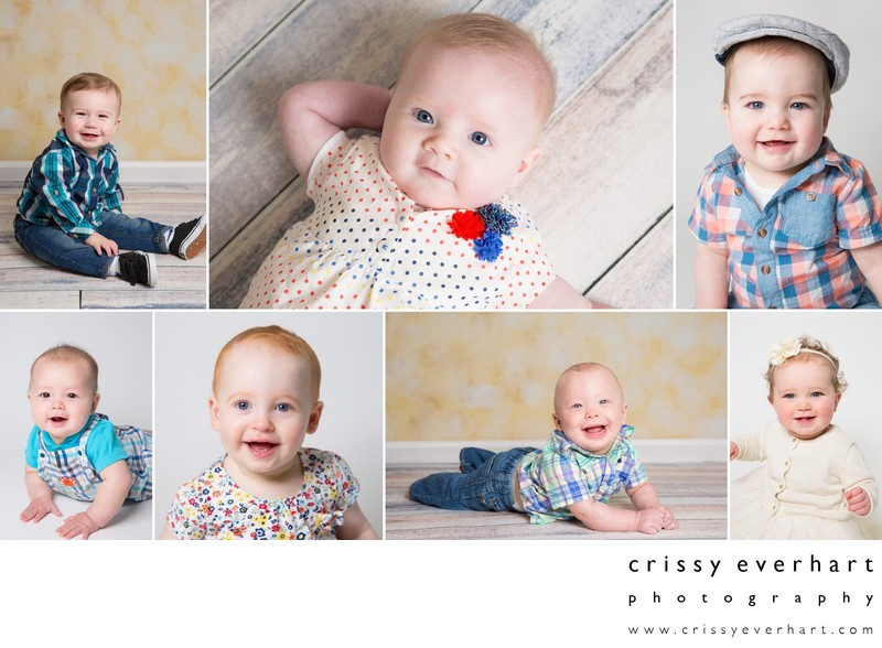 Daycare Portraits - Preschool Baby Photos