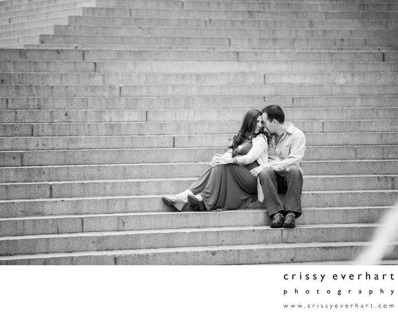 Malvern Photographer - Maternity Session in NYC