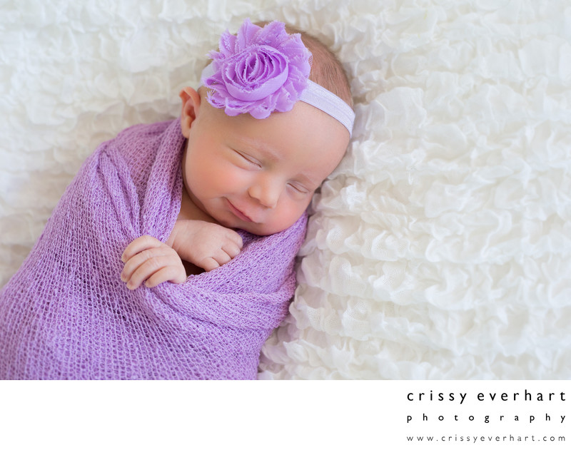 New Baby Photos - Studio Newborn Photographer