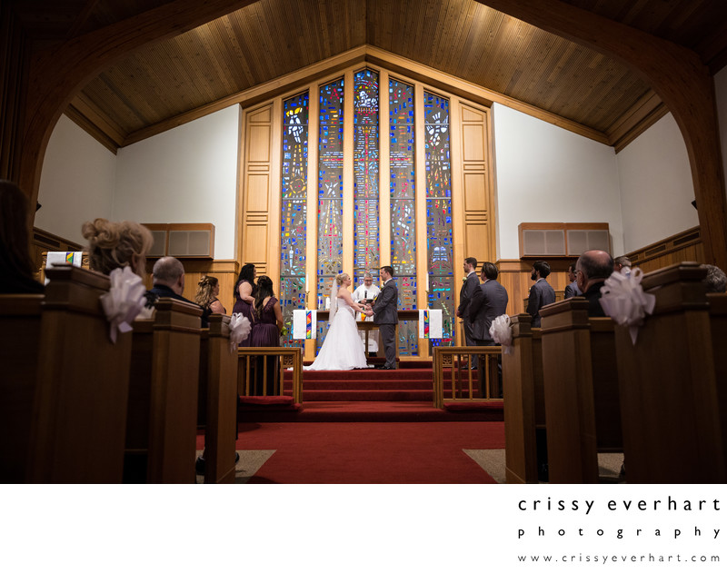 Phoenixville First United Methodist Wedding