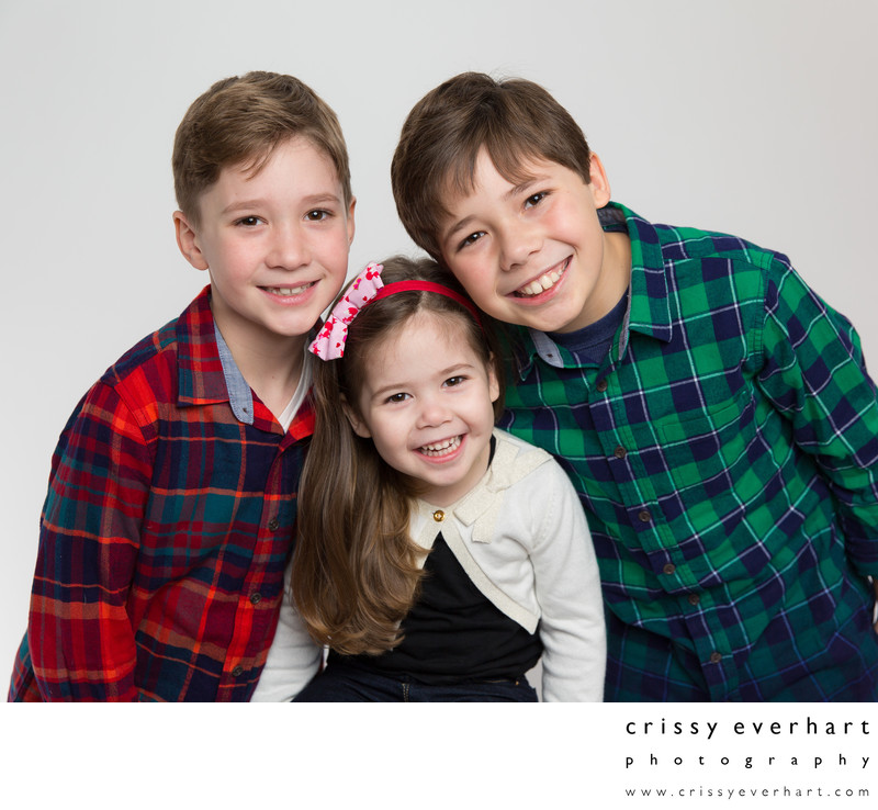 Photographer Specializing in Children's Portraits