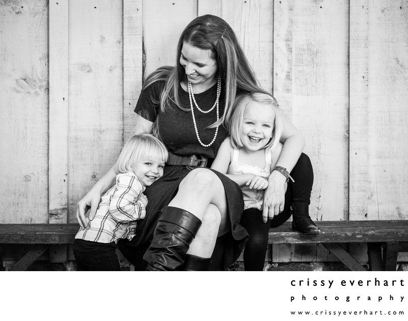 Mother's Day Portraits in Chester County