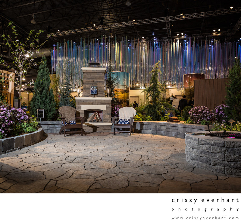 Trade Show Booth - Philly Flower Show Photos