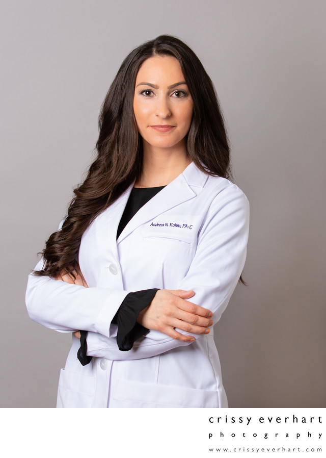 Medical Professional Head Shot Photographer