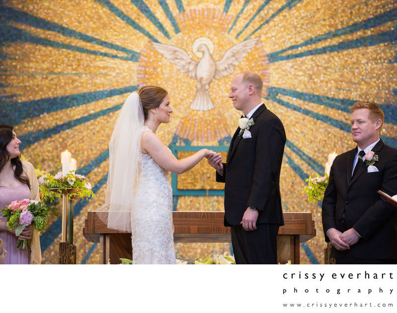 St Maximillian Kolbe West Chester Wedding Photographer